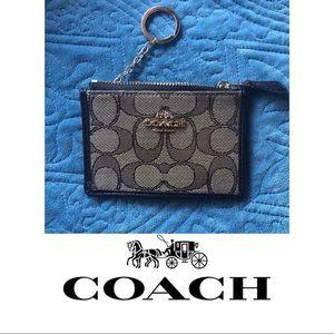 Coach Skinny ID pouch